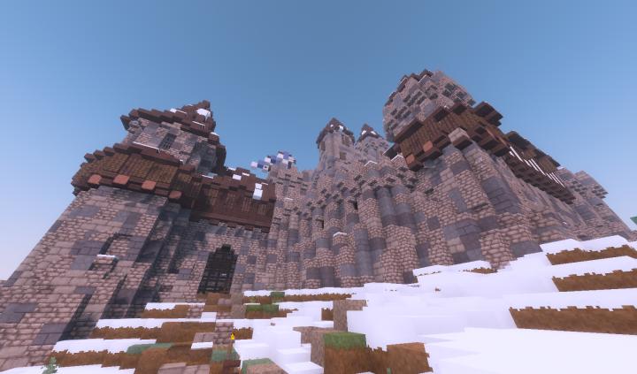 Randomized block textures