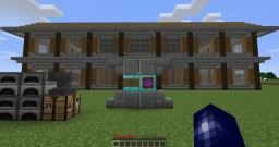 Massive Medieval Mansion Minecraft Map & Project