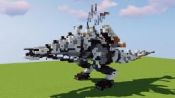 Thunderjaw Minecraft Map & Project