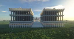 Mausoleum [with schematic and lore] Minecraft Map & Project