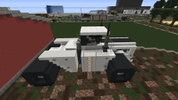 Big Bud 747 Tractor Minecraft Map & Project