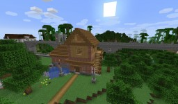Turtle Bay South Town Station Minecraft Map & Project