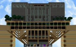 SkyView Palace II Minecraft Map & Project