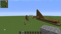 different cool stuff Minecraft Map & Project