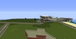 New Avengers Facility (1.12.2) (Vanilla) Minecraft Map & Project