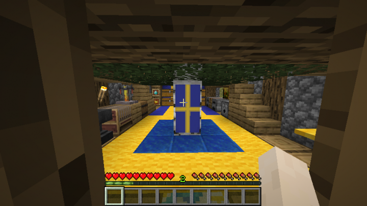 Pewdiepie's Survival Let's Play Place - Broland Minecraft Project