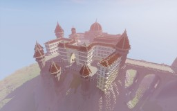 Medieval Castle V3.0 Minecraft Map & Project