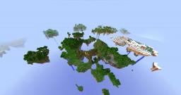 Sky Islands Survival Minecraft Map & Project