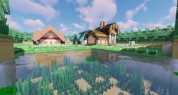 Pokemon Kanto Region (Grid Version) Minecraft Map & Project