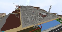 Bayview Natural Gas Plant [TRS] Minecraft Map & Project