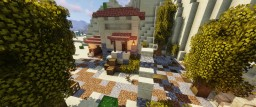 Little Oasis Minecraft Map & Project