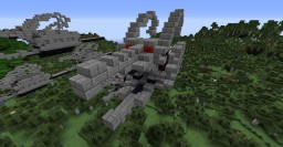 Automatic TNT cannon Z Minecraft Map & Project