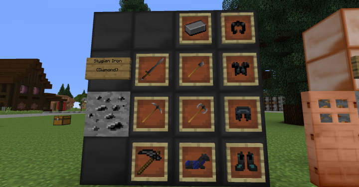 Percy Jackson Minecraft Resource Pack [PJMCRP] by dallin1016