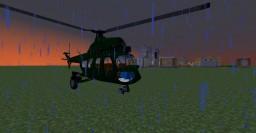 Mil Mi-2 Addon for MCH 1.0.4 1.7.10 Discontinued Minecraft Mod