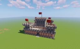 Fonsor Castle (1.14.3) Minecraft Map & Project