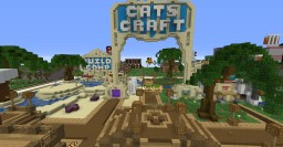CatsCraft.net | 1.16 Creative, Survival, Minigames Minecraft Server
