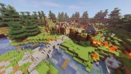 Npc Wars (Forge 1.12.2) Minecraft Map & Project