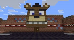 Ultimate Custom Pizzeria Minecraft Map & Project