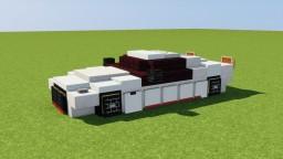 Aston Martin Vanquish Minecraft Map & Project