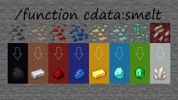 Smelter Minecraft Data Pack