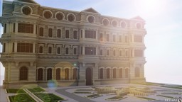 The Noble Palace Minecraft Map & Project
