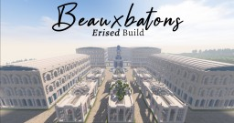 Beauxbatons Academy | 🔮 ObscurusMC 🔮 (Harry Potter) Minecraft Map & Project