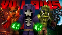 Villains in One Command Minecraft Map & Project