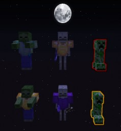 Blood Moon v4.0.2 Minecraft Data Pack