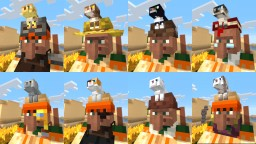 Hats Minecraft Data Pack