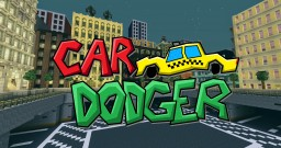 Car Dodger Minecraft Map & Project