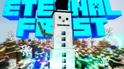 Eternal Frost in One Command Minecraft Map & Project