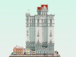 City Investing Building, New York Minecraft Map & Project