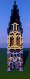 Fantasy House idea Minecraft Map & Project