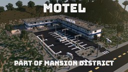 Motel (Mansion District) Minecraft Map & Project