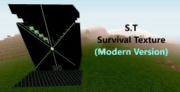 S.T Survival Texture DISCONTINUED Minecraft Texture Pack