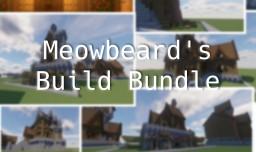 Build Bundle - 9 Buildings Minecraft Map & Project