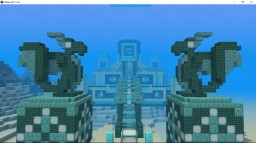 Underwater Empire (abandoned) Minecraft Map & Project