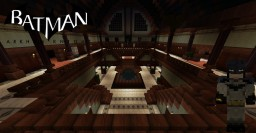 Best Batman Minecraft Maps & Projects - Planet Minecraft