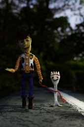 Minecraft Toy Story 4 Woody and Forky My Favorite summer movie Minecraft Map & Project