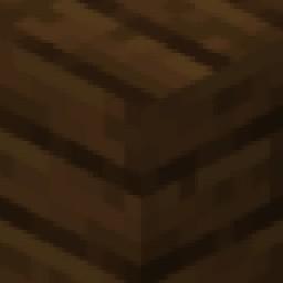 Hudthn's Dark Oak Appliances Minecraft Texture Pack
