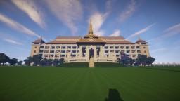 Tesaban 6 School (Chiang Rai Municipality School 6) Thailand Minecraft Map & Project