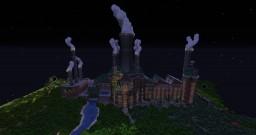 Ruins Of Callisto Co. (Fantasia Slimefun Spawn) [Re-upload] Minecraft Map & Project