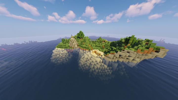 1st Island
