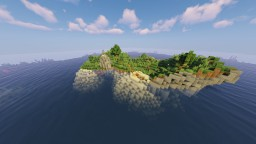 Pirate Islands | Sea of Thieves inspired islands and environment Minecraft Map & Project