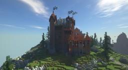 De Alba Castle Minecraft Map & Project