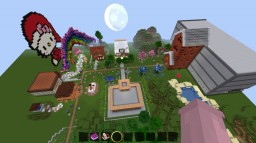 Works on my Server Minecraft Map & Project