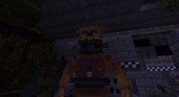 Springtrap's Horror Attraction Minecraft Map & Project