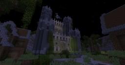LichKing Castle Minecraft Map & Project