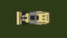 Caterpillar Front Loader Minecraft Map & Project
