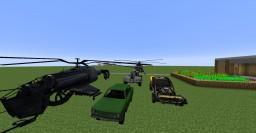 Half-Life 2 Vechicle pack alpha Minecraft Mod